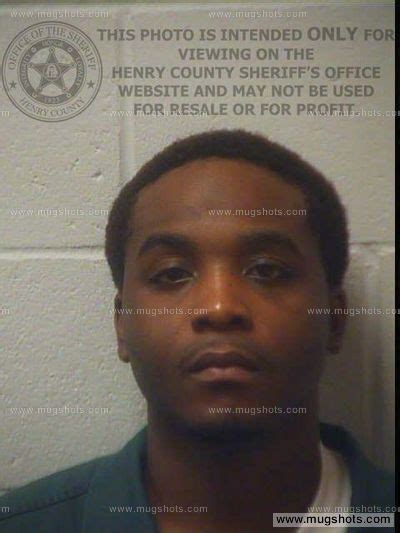 Henry County Ga Arrest Records Steve Clarence White Iii Mugshot Steve Clarence White