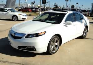 Acura Tl 2014 White 2014 Acura Tl Front Three Quarter Apps Directories