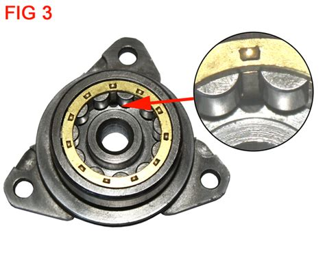porsche ims intermediate shaft bearing repair eternal fix