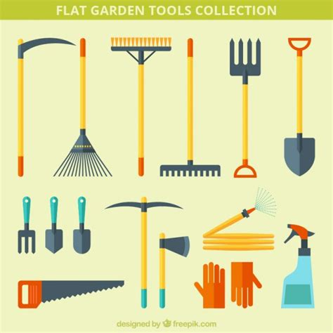 the most useful garden tools for the tomato garden rake vectors photos and psd files free download