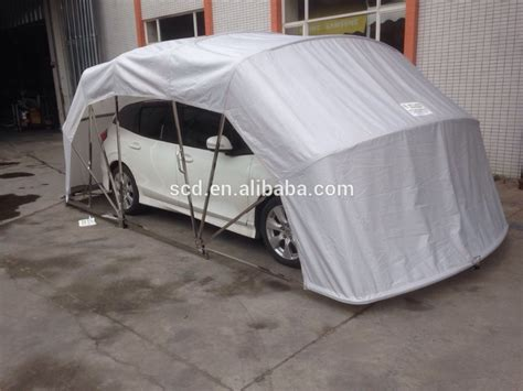 outdoor folding car cover garage portable car parking shed