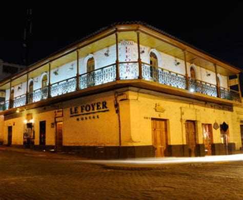 hostal le foyer by edge hostels in arequipa best hostel - Le Foyer