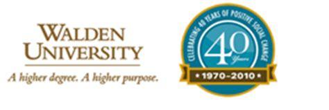 Walden Mba Healthcare Management by College Degree Programs Walden