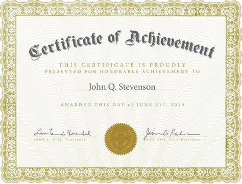 certificate layout vector certificate template vector free vector in encapsulated
