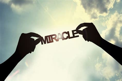 A Miracle five 5 steps to a miracle jesuscircle me