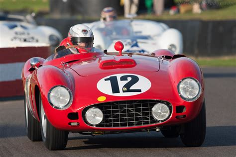 Ferrari 860 Monza by 1956 Ferrari 860 Monza Images Specifications And