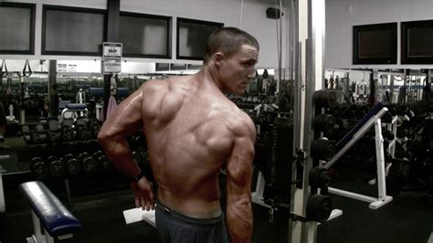 triceps trifecta workout greg plitt official web site