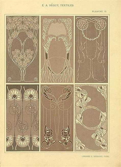 design elements of art nouveau 325 best style art nouveau design elements images on