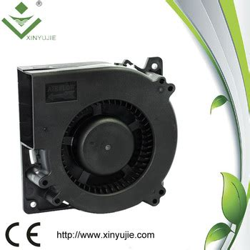 high cfm 120mm fan high cfm dc brushless fan blower 12v 120mm radial blower