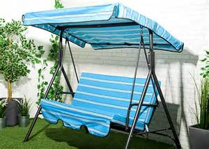 Replacement Canopy For 3 Seater Swing by Stripes Replacement Canopy For Swing Seat Garden Hammock 2