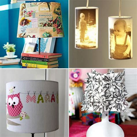 Decorated L Shade Ideas by 22 Diy Ideas For Decorative L Shade Desired Home