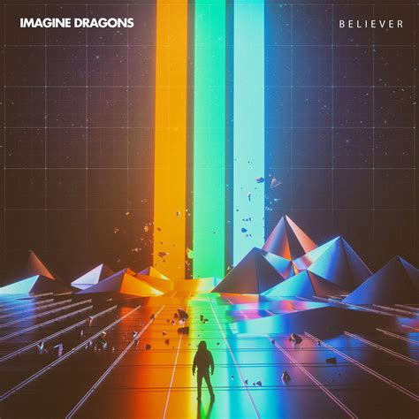 Itunes Embed Artwork by Believer Imagine Dragons Wallpapers