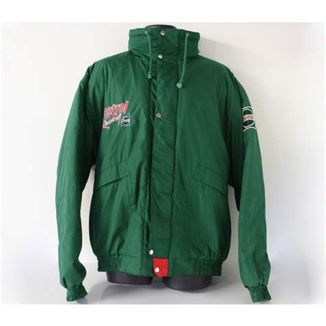 Sweater Hoodie Jaket Racing Castrol Racing Otomotif hrt jacket holden racing team black hsv commodore new