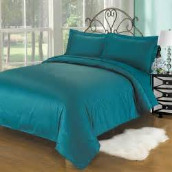 Curtain Set Teal Bedding