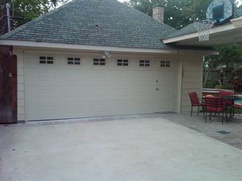 Walk Thru Garage Door Residential Walk Through Garage Door Installation Repair
