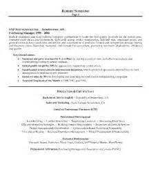Sample Resume For Purchase Manager purchasing manager resume sample page 2 canadian resume