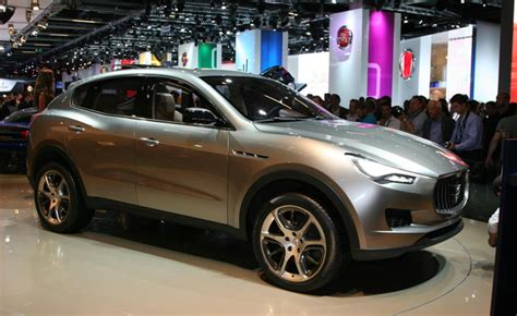 maserati suv 2015 maserati suv production will begin in 2015 187 autoguide com