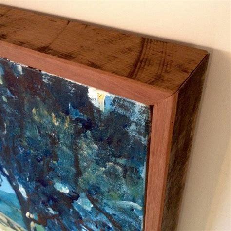 photofiddle floating frame floating frames float floating frame for canvas