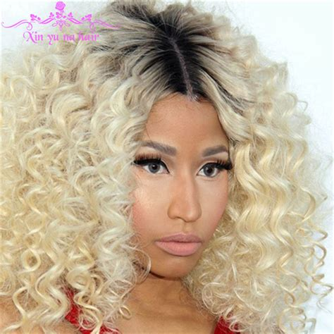hair 613 for black woman short curly wigs for black women blonde ombre full lace