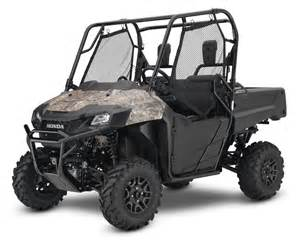 Honda Utv New 2017 Honda Pioneer 700 500 Review Of Model Changes Just Released