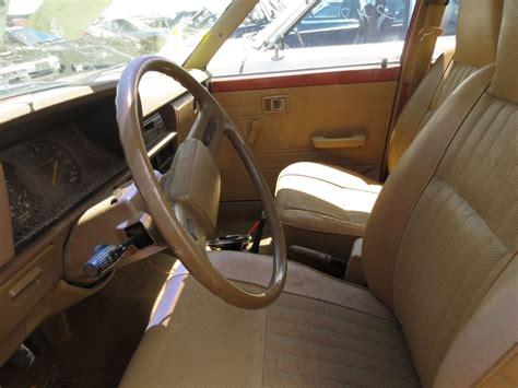 1982 Toyota Interior by Junkyard Find 1982 Toyota Corolla Tercel The