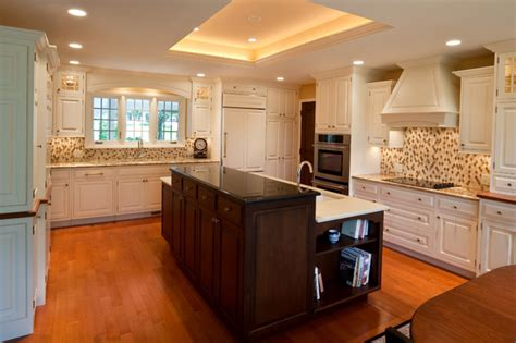 tray ceiling kitchen kitchen remodel with tray ceiling contemporary kitchen