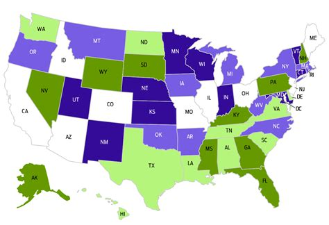 best state for state by state guide to taxes on retirees