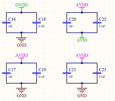 decoupling capacitor rule of thumb decoupling capacitor power circuit with several voltage regulators design electrical