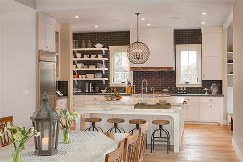 Lowes Kitchen Backsplash industrial bar stools kitchen farmhouse with open kitchen