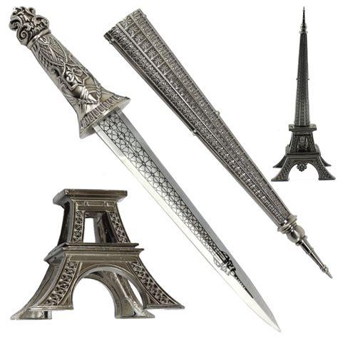 Loz Eiffel Tower eiffel tower table stand dagger