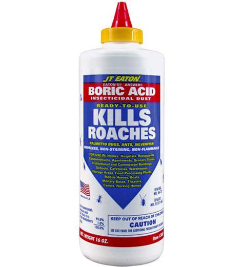 Bor Ic Boric Acid Powder Dust 16oz Planet