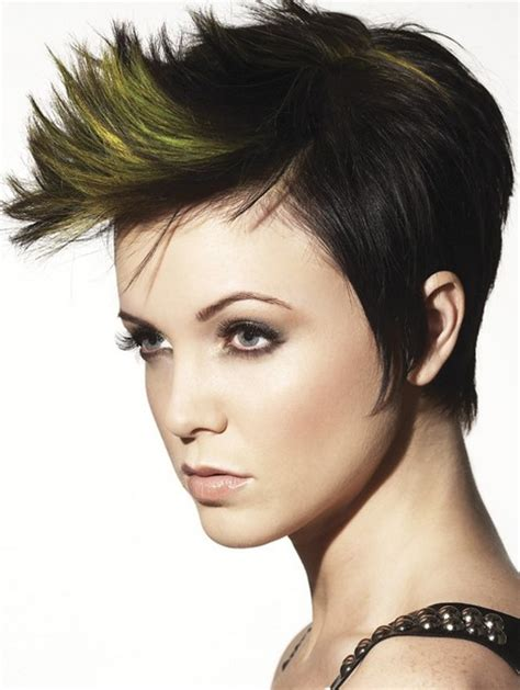 gothic haircuts gallery punk hairstyles for women stylish punk hair photos