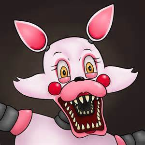 Five nights at freddy s 2 mangle