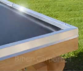 garagendach decken 915 cm epdm dacheindeckung 1 52 mm carport flachdach dach