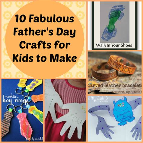 crafts for for fathers day 10 s day crafts for to make
