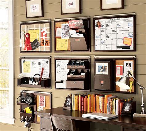 Office Desk Organization Inspiration To Get Organized For Your Business
