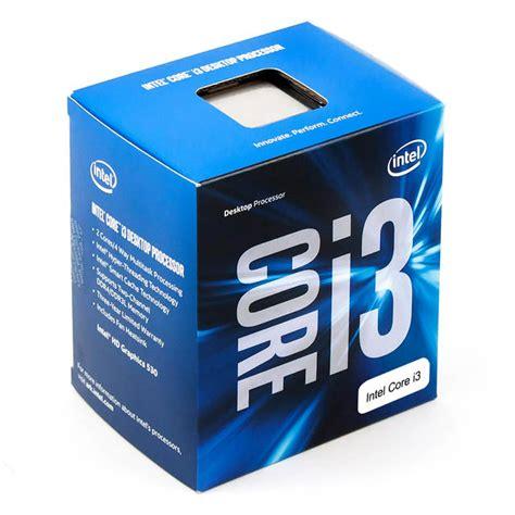 Intel I3 6100 3 7ghz intel i3 6100 3 7ghz lga 1151 cpu retail