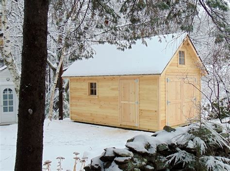 The Shed Vermont by Vermont Sheds And Barns Custom Built On Site Vermont