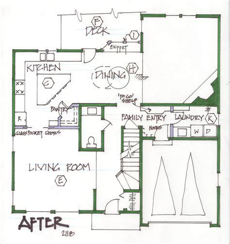 kitchen expand kitchen into formal dining room kitchen virtual case study kitchen renovation darien ct expanding