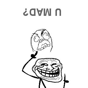 U Mad Meme Face - photon photo gallery