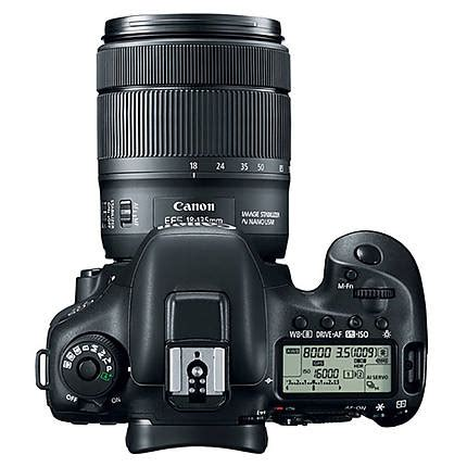 Canon Eos 7d Lensa Kit 18 135mm 18 Mp canon eos 7d ii with 18 135mm f 3 5 5 6 is usm lens wi fi adapter kit digital slr cameras