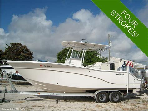 sea fox 256cc pro series in florida power boats used - Second Hand Sea Fox Boats