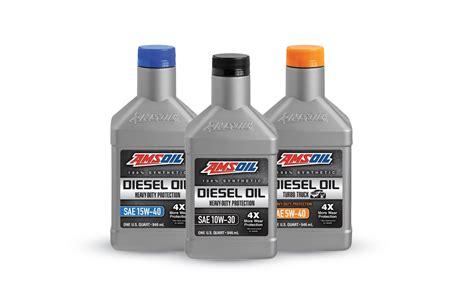 amsoil synthetic diesel motor oil engine oil amsoil diesel oil change recommendations