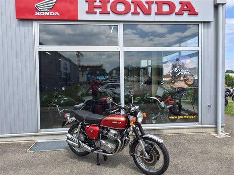 Motorrad Honda Cb 750 Four by Motorrad Oldtimer Kaufen Honda Cb750 Four Gdk Motos S 224 Rl Gland