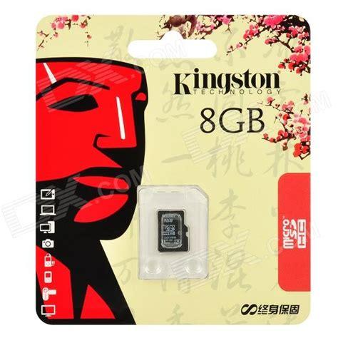Memory Card Sdhc 8gb Class 10 kingston micro sdhc tf memory card black 8gb class 10 free shipping dealextreme