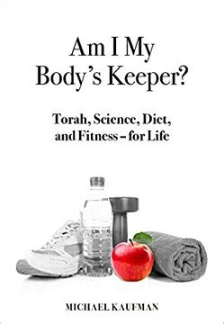 am i my s keeper torah science diet and fitness for books urim publications