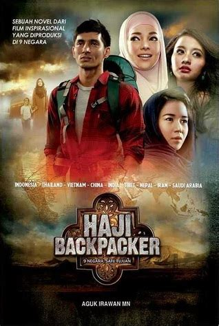 Haji Backpacker New Aguk Irawan book review haji backpacker