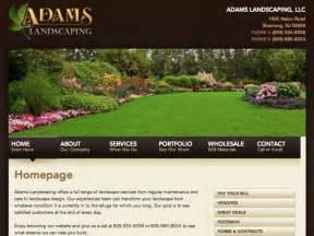 be one landscaping websites - Landscaping Websites