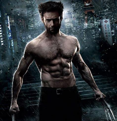 Kaos Wolverine Wolverine Logan By Crion logan wolverine from the quot quot series cool characters hugh jackman