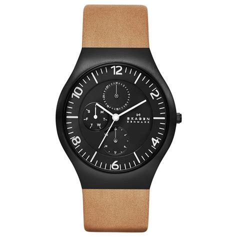 Buy Skagen Mens Chronograph Watch SKW6114 at J Herron and Son